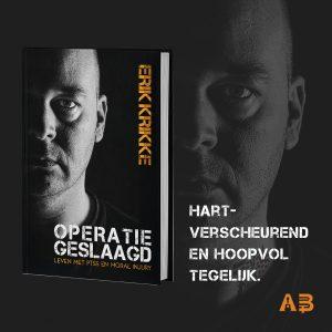 Boek Operatie Geslaagd van Erik Krikke